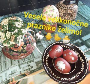 Velikonočna čestitka